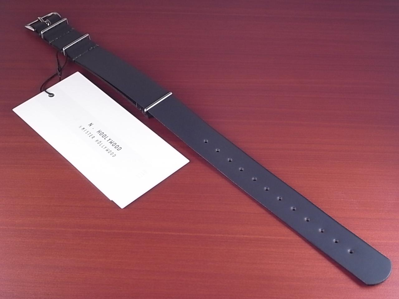 N.ハリウッド×キュリオスキュリオ コラボNATOコードバン革ベルトのメイン写真