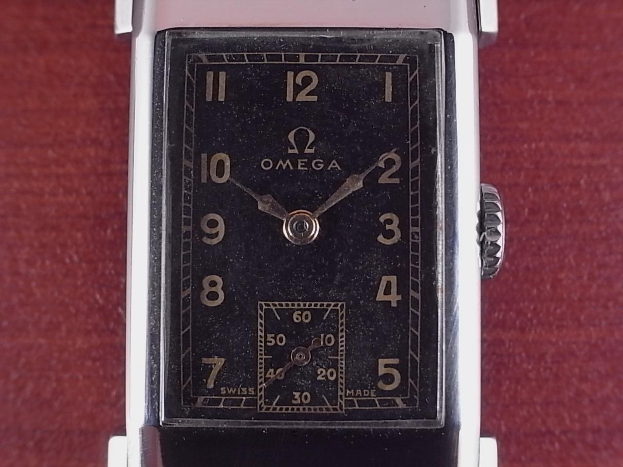 オメガ レクタンギュラー フレキシブルラグ キャリバーT17 1930年代の写真2枚目