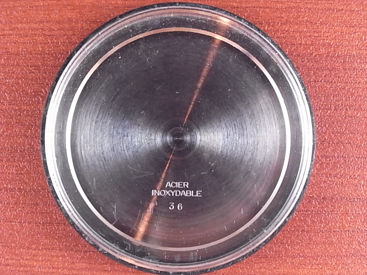 アウリコスト タイプ20 パイロットウォッチ フライバック クロノグラフ 1960年代の写真6枚目