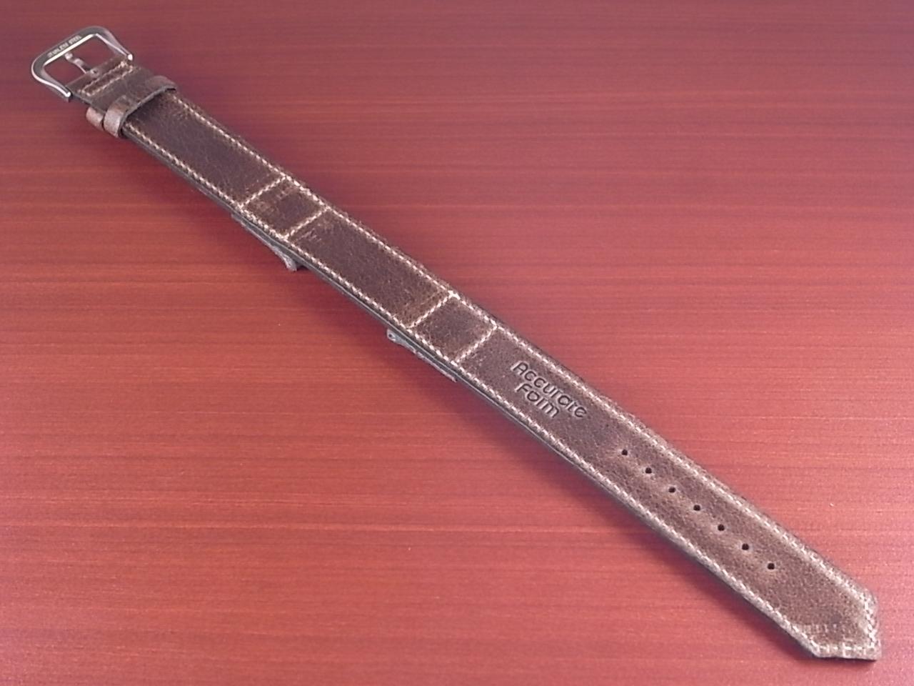 ホーウィン クロムエクセル 米軍タイプ革ベルト ナチュラル 16mmの写真2枚目
