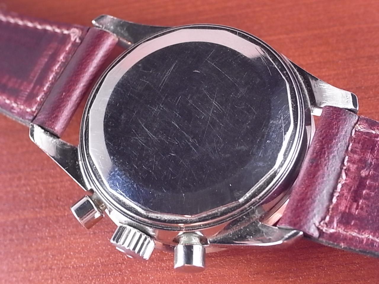 ユニバーサル トリコンパックス ブラックダイアル Ref.88110/02 1960年代の写真4枚目