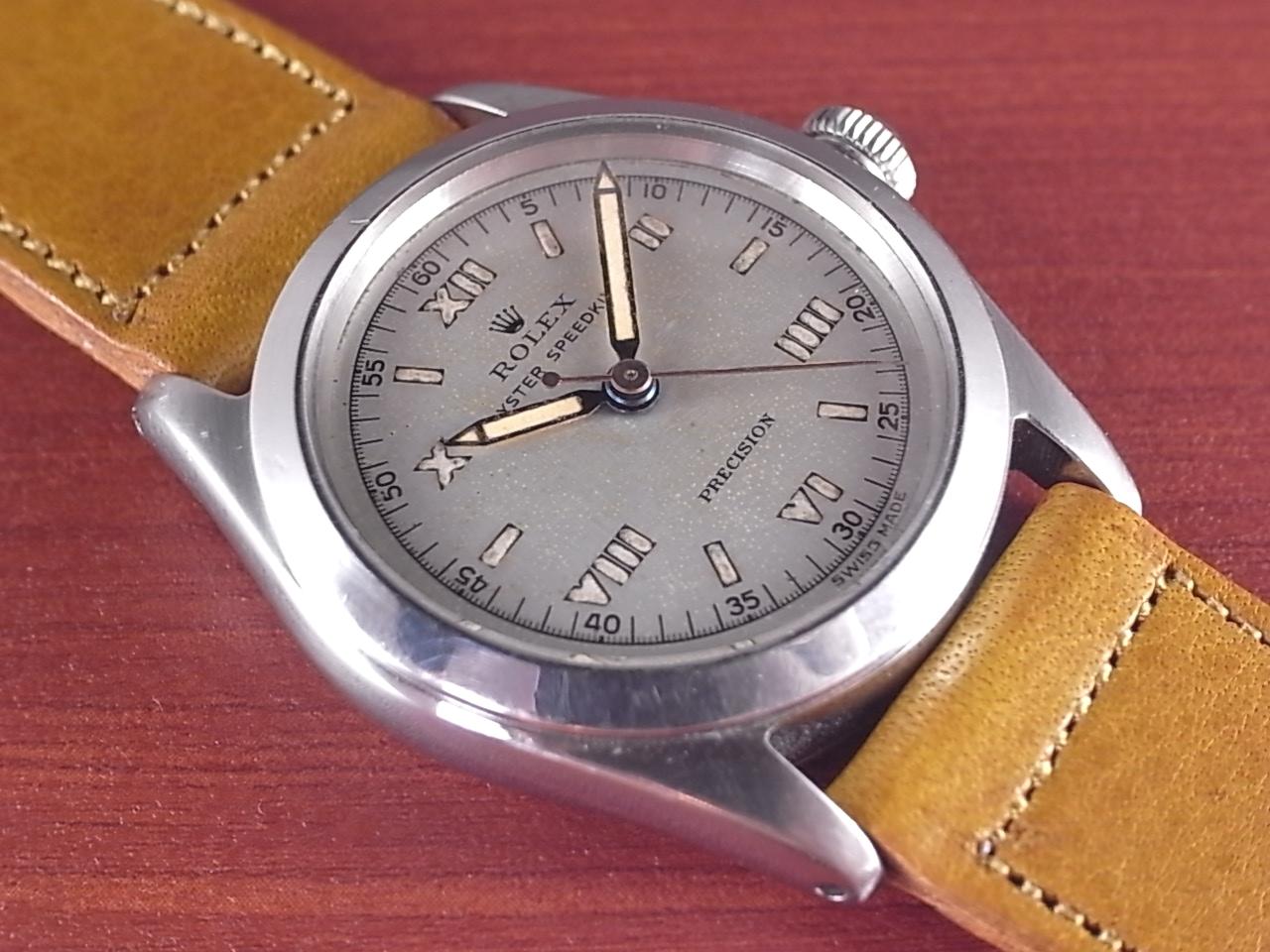 ロレックス スピードキング ローマンインデックス Ref.4220 1940年代のメイン写真