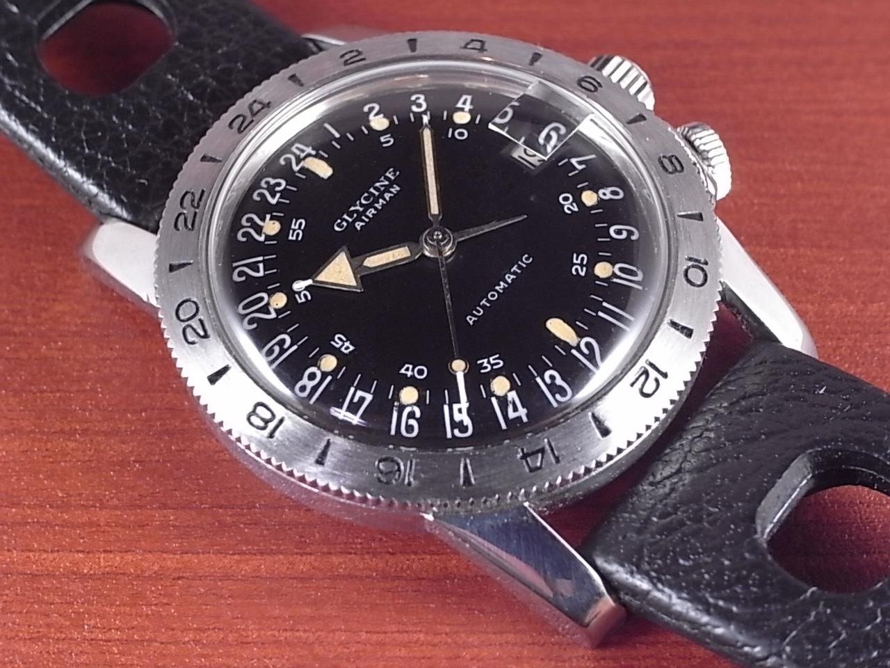 グリシン エアマン 24時間時計 ベトナム戦争 BOX付 1960年代のメイン写真