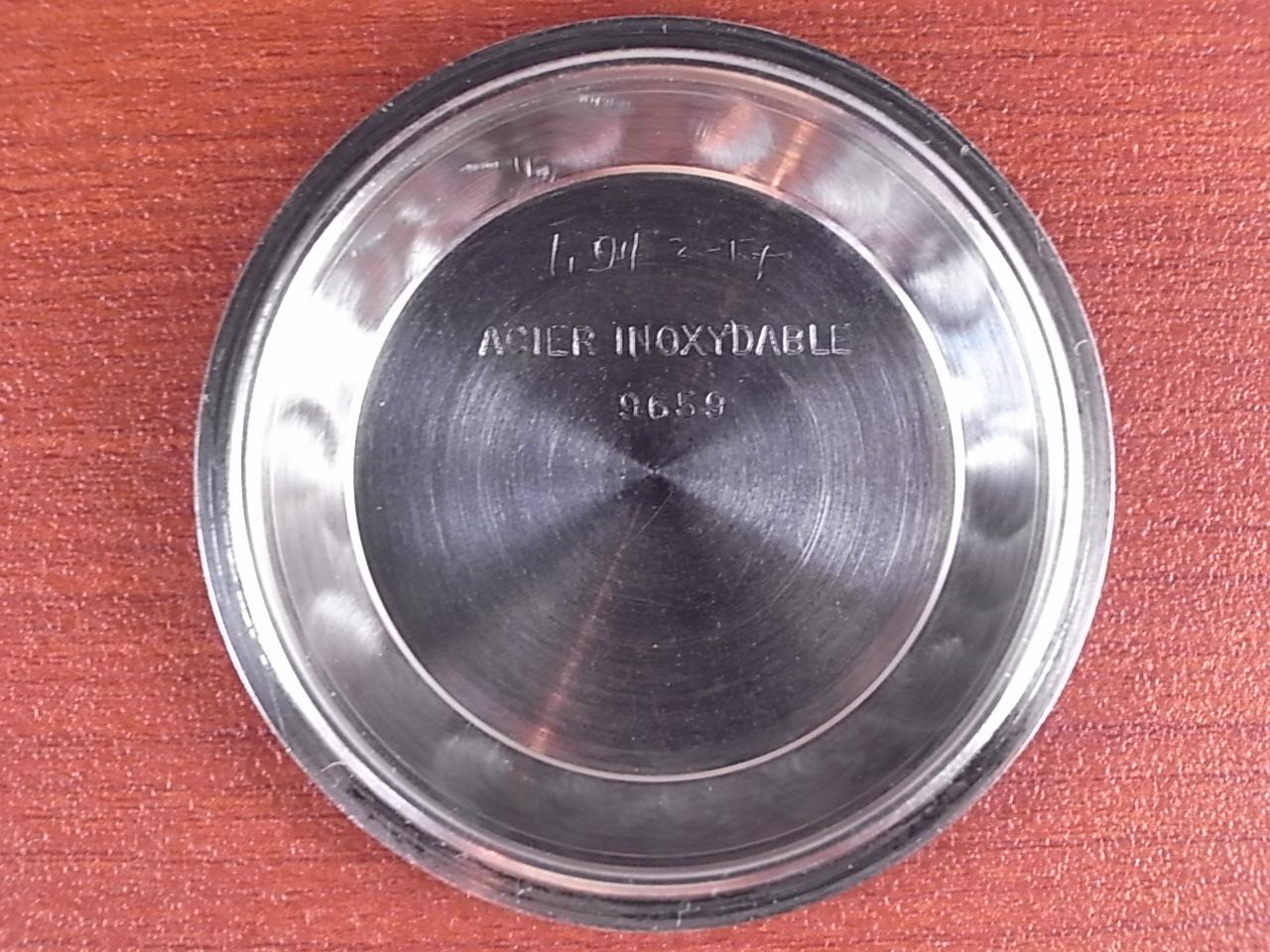 レマニア クロノグラフ Cal.1873 オメガブレスレット 1970年代の写真6枚目