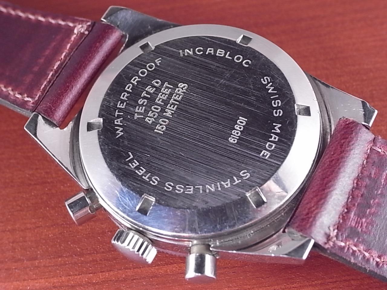 レイター ダイバーズクロノグラフ バルジュー92 1960年代の写真4枚目