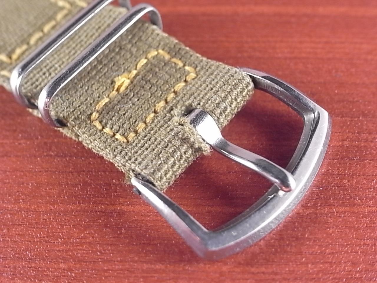 米軍用 SS尾錠 16mm N.O.S. 1940年代の写真6枚目