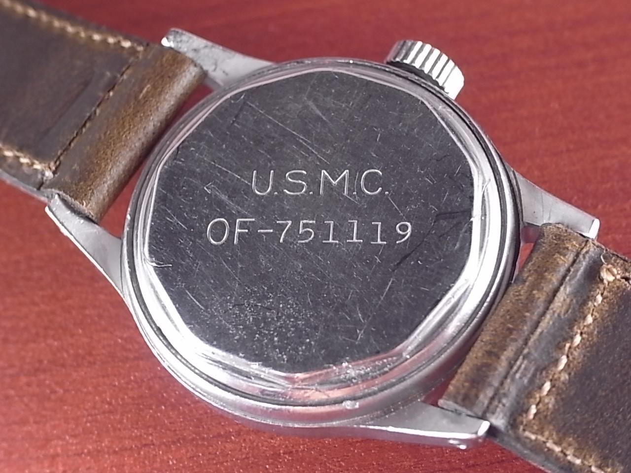 ハミルトン アメリカ海兵隊 U.S.M.C. 1950年代の写真4枚目