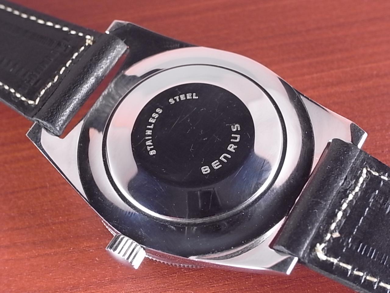 ベンラス ウルトラディープ プラベゼル ダイバーズウォッチ 1970年代の写真4枚目