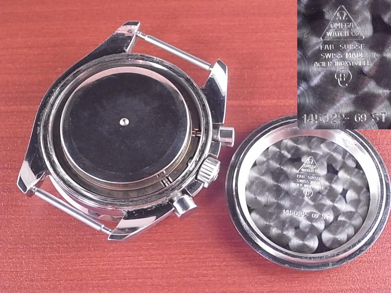 オメガ スピードマスター 5thモデル Ref.145.022-69 キャタピラブレス 1960年代の写真6枚目