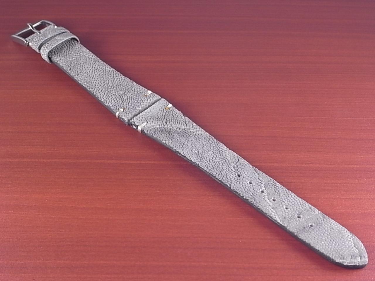 エレファント革ベルト グレー 18、20mm CBE-04aのメイン写真