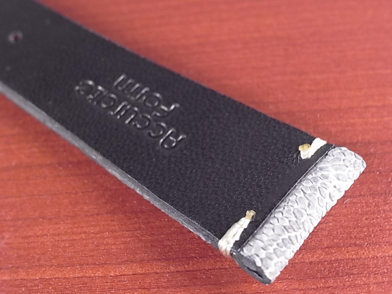エレファント革ベルト グレー 18、20mm CBE-04aの写真6枚目
