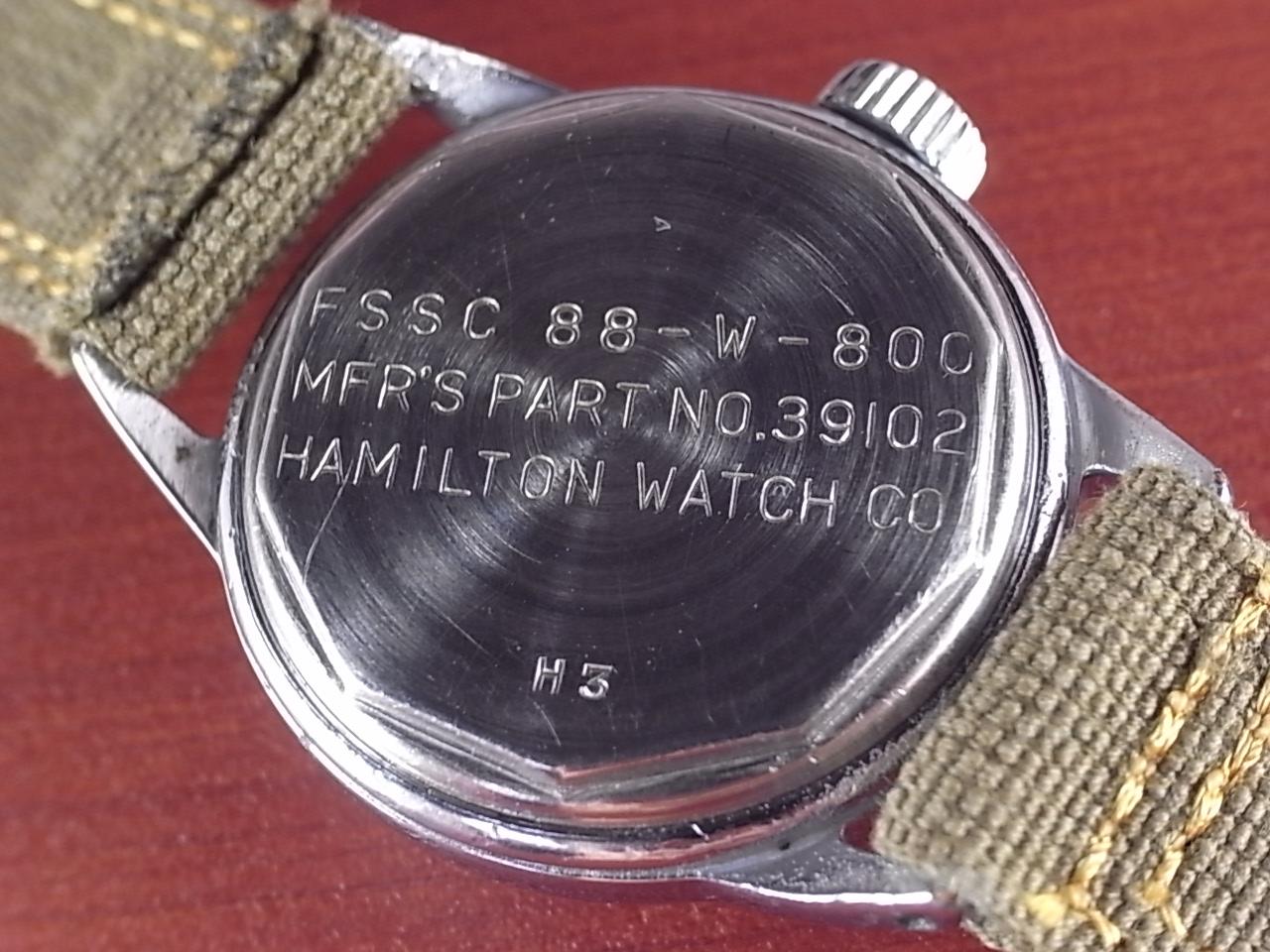 ハミルトン アメリカ海軍 FSSC 88-W-800 第二次世界大戦 1940年代の写真4枚目
