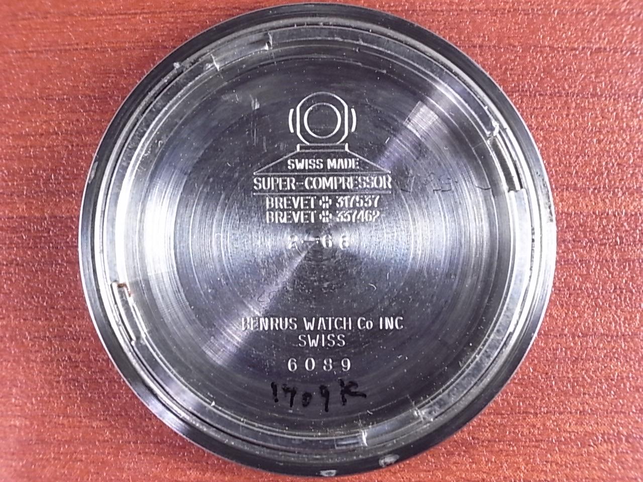 ベンラス ウルトラディープ スーパーコンプレッサー 1960年代の写真6枚目