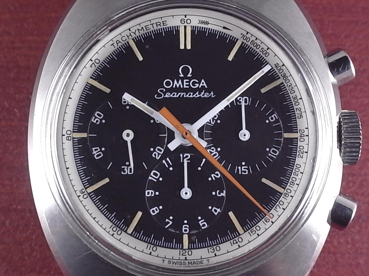 オメガ シーマスター クロノグラフ Ref.145.016 Cal.861 1960年代の写真2枚目