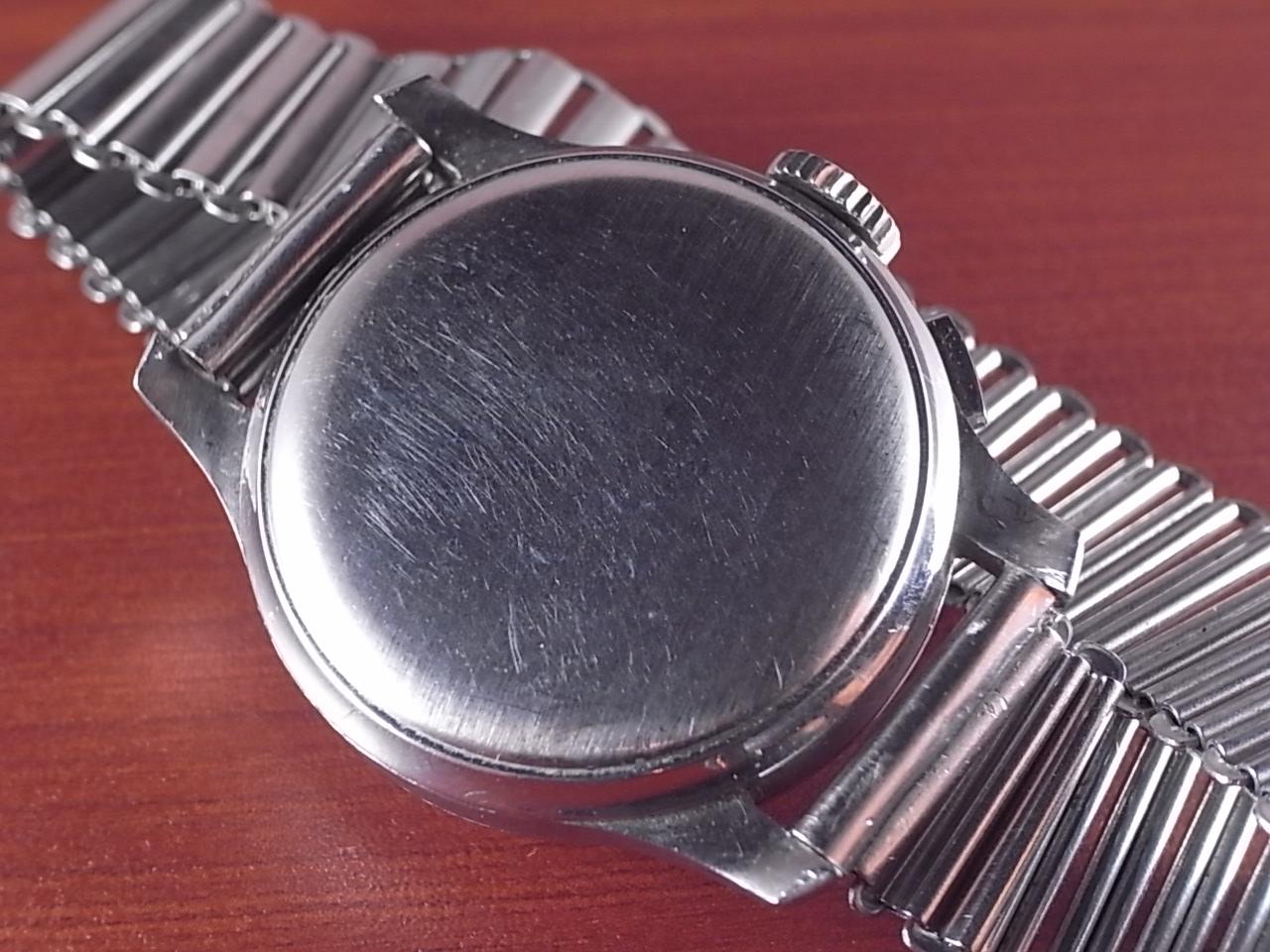 ロンジン ストップセコンド ボンクリップ バンブーブレス付き 1930年代の写真4枚目