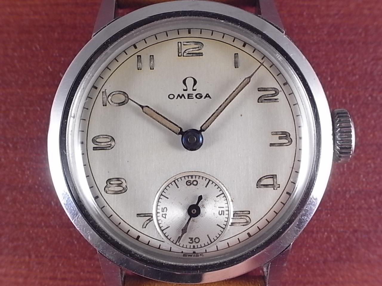 オメガ ボーイズサイズ キャリバー26.5T3 1940年代の写真2枚目