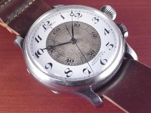 ロンジン=ウィットナー 旧日本海軍 ウィームス 天測時計 1930年代