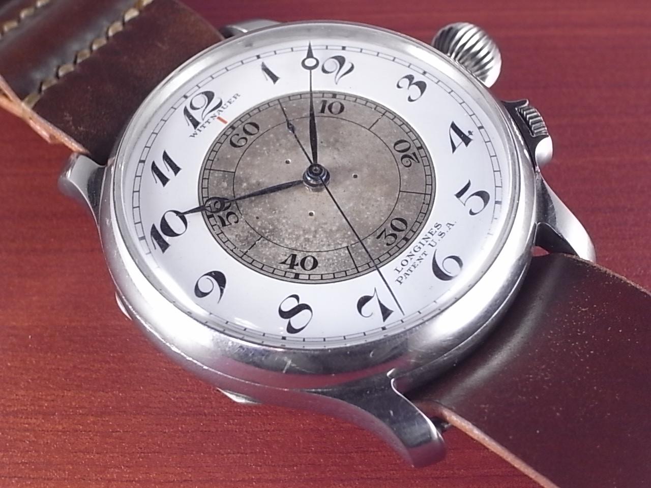 ロンジン=ウィットナー 旧日本海軍 ウィームス 天測時計 1930年代のメイン写真