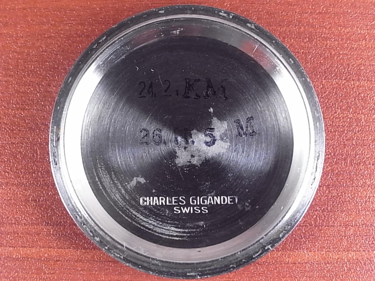 レストン ダイバークロノグラフ バルジュー7733 1970年代の写真6枚目