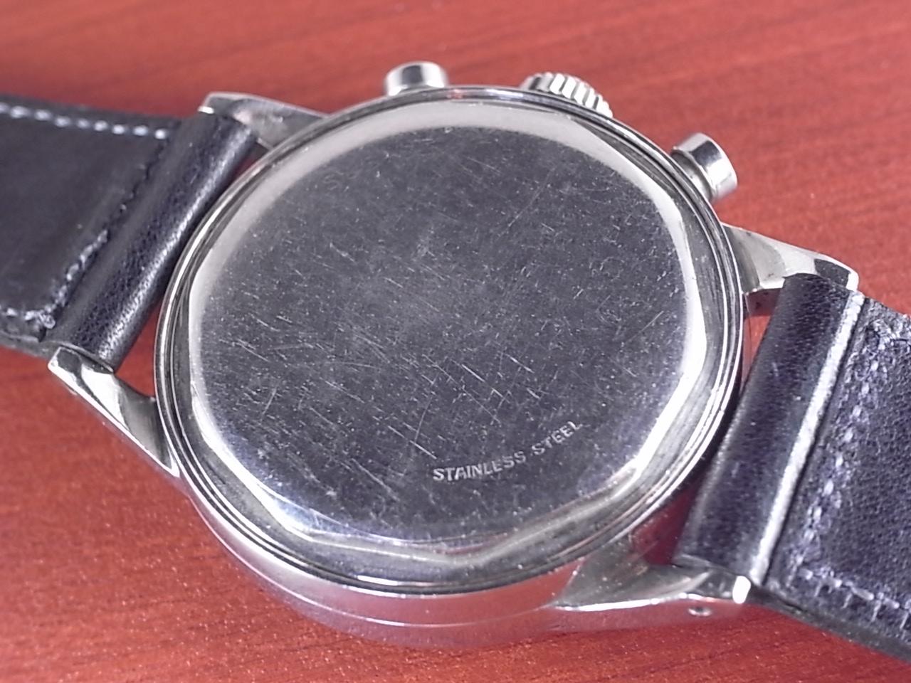 モバード クロノグラフ キャリバー95M スパイラルメーター 1950年代の写真4枚目