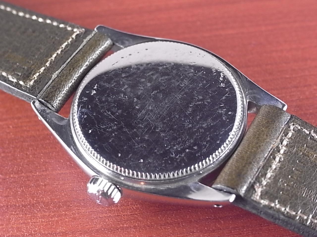 ロレックス スピードキング Ref.6430 ブラックミラー ボーイズサイズ 1960年代の写真4枚目
