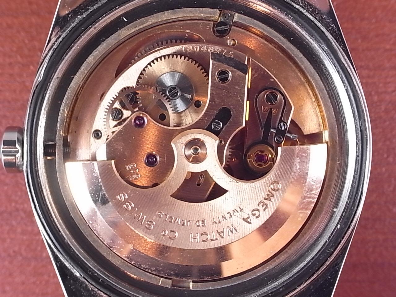 オメガ ビッグシーマスター ビッグメダリオン Ref.2867-1 SC 1960年代の写真5枚目