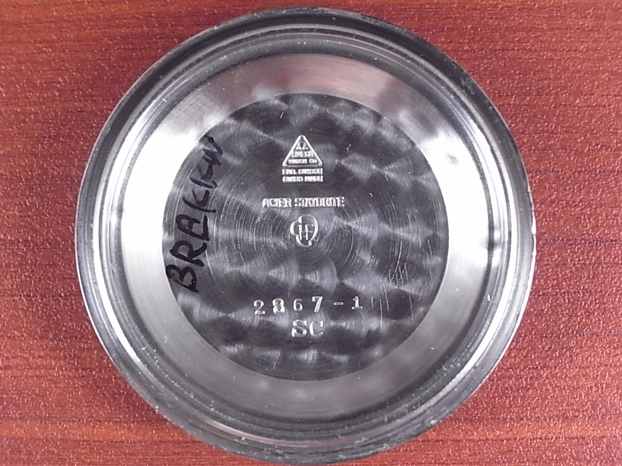 オメガ ビッグシーマスター ビッグメダリオン Ref.2867-1 SC 1960年代の写真6枚目