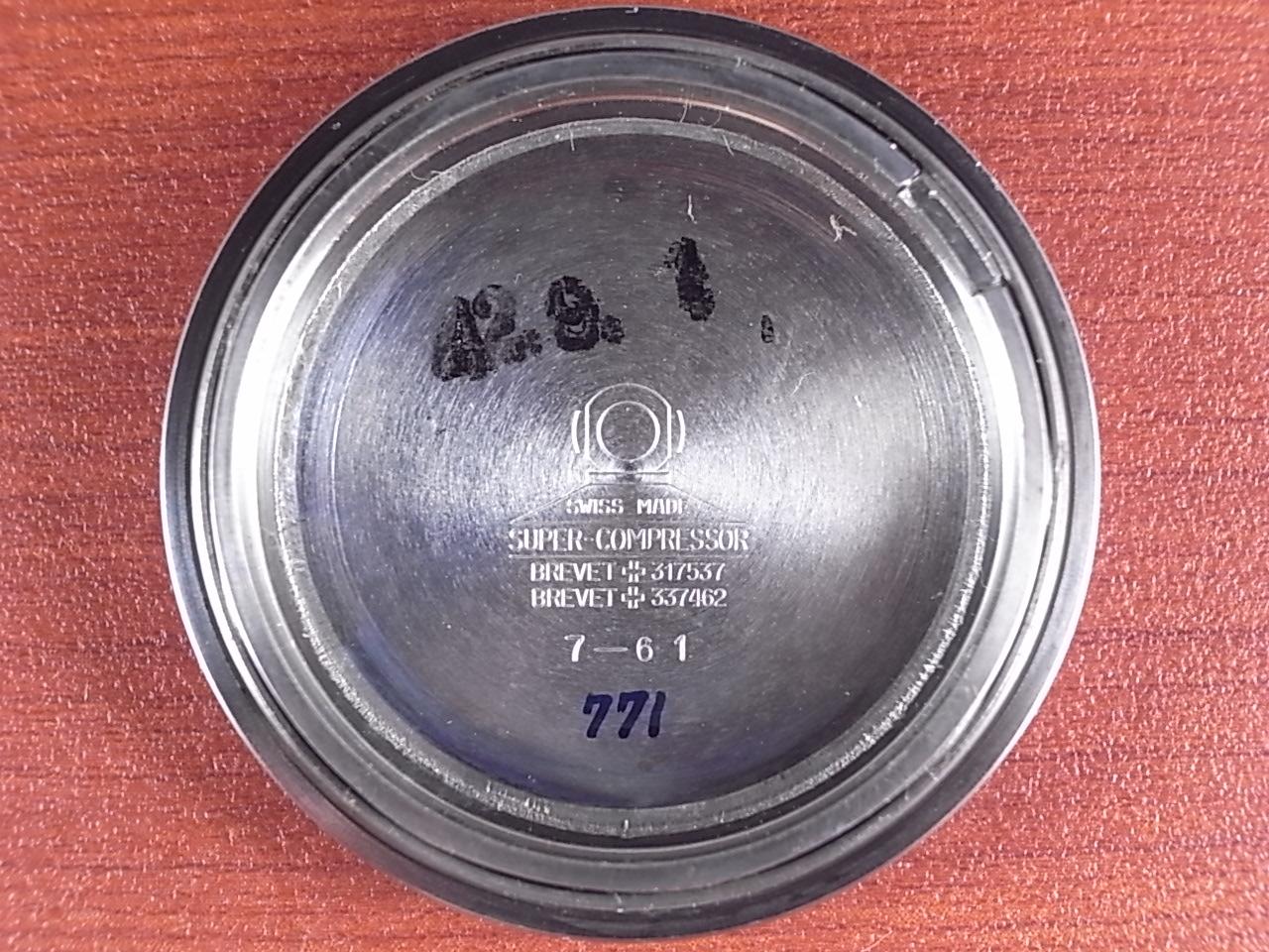 フレコ PLONGEURS ダイバーズ ラージスーパーコンプレッサーケース 1960年代の写真6枚目