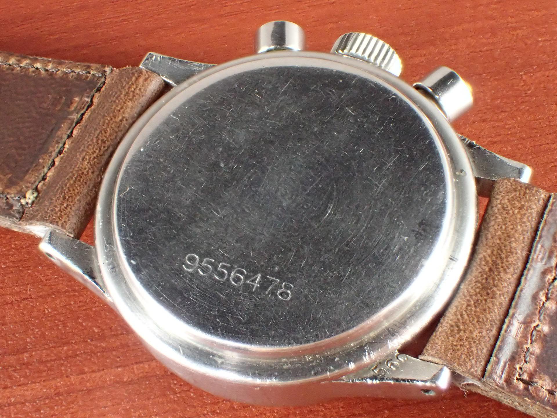 オメガ クロノグラフ キャリバー28.9 CHRO T3 防水ケース 1940年代の写真4枚目