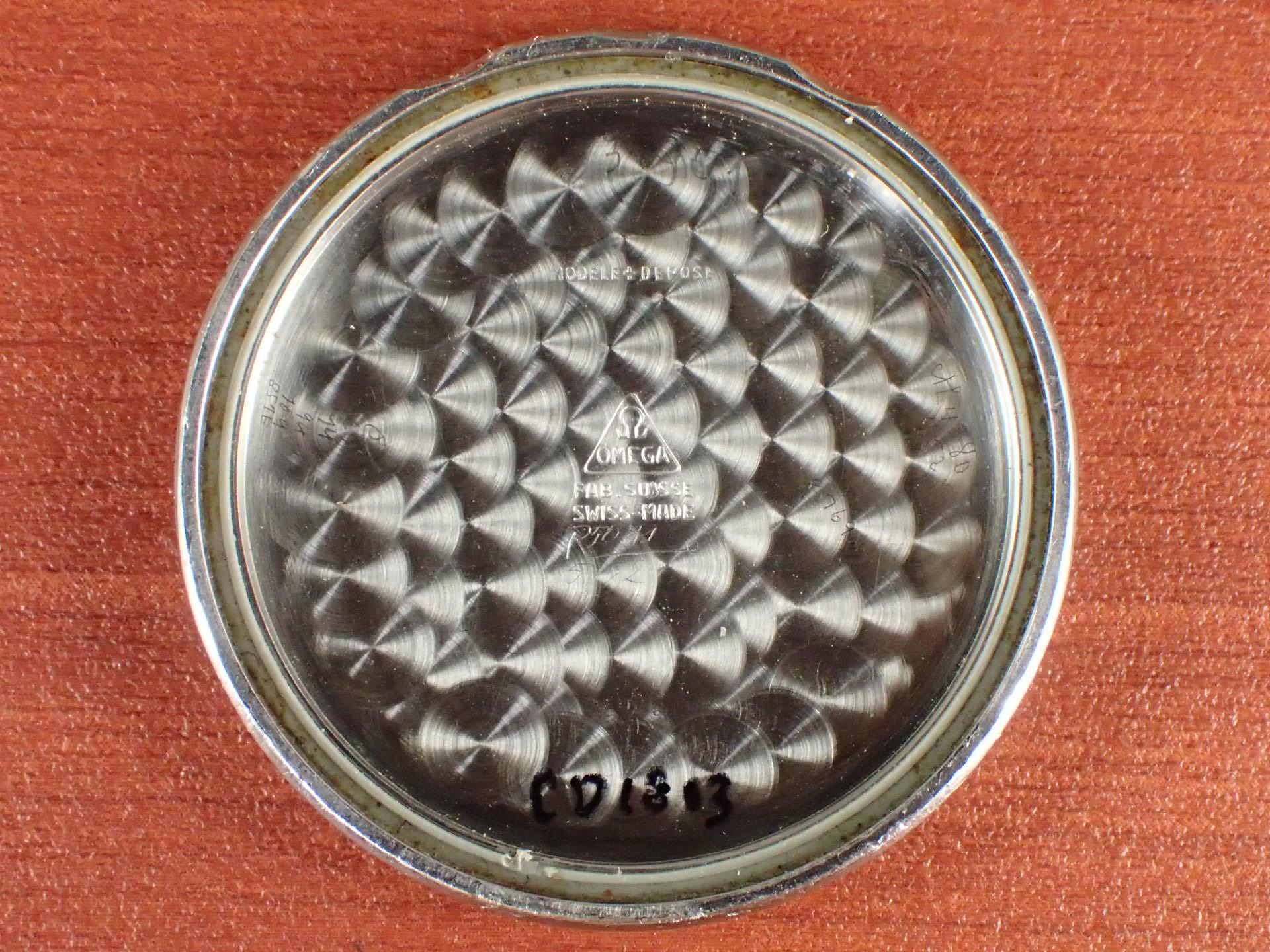 オメガ クロノグラフ キャリバー28.9 CHRO T3 防水ケース 1940年代の写真6枚目