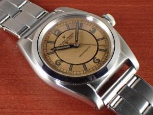 ロレックス バブルバック Ref.2940 セクターダイアル GFブレス付き 1940年代
