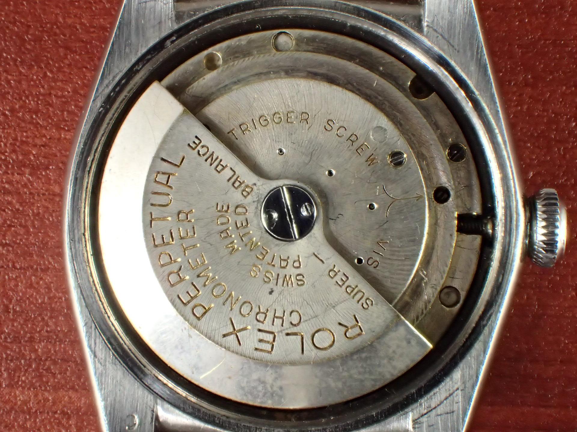 ロレックス バブルバック Ref.2940 セクターダイアル GFブレス付き 1940年代の写真5枚目