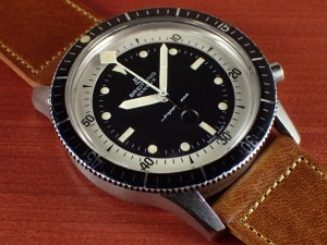 ブライトリング スーパーオーシャン Ref.2005 ダイバーズクロノ 1960年代