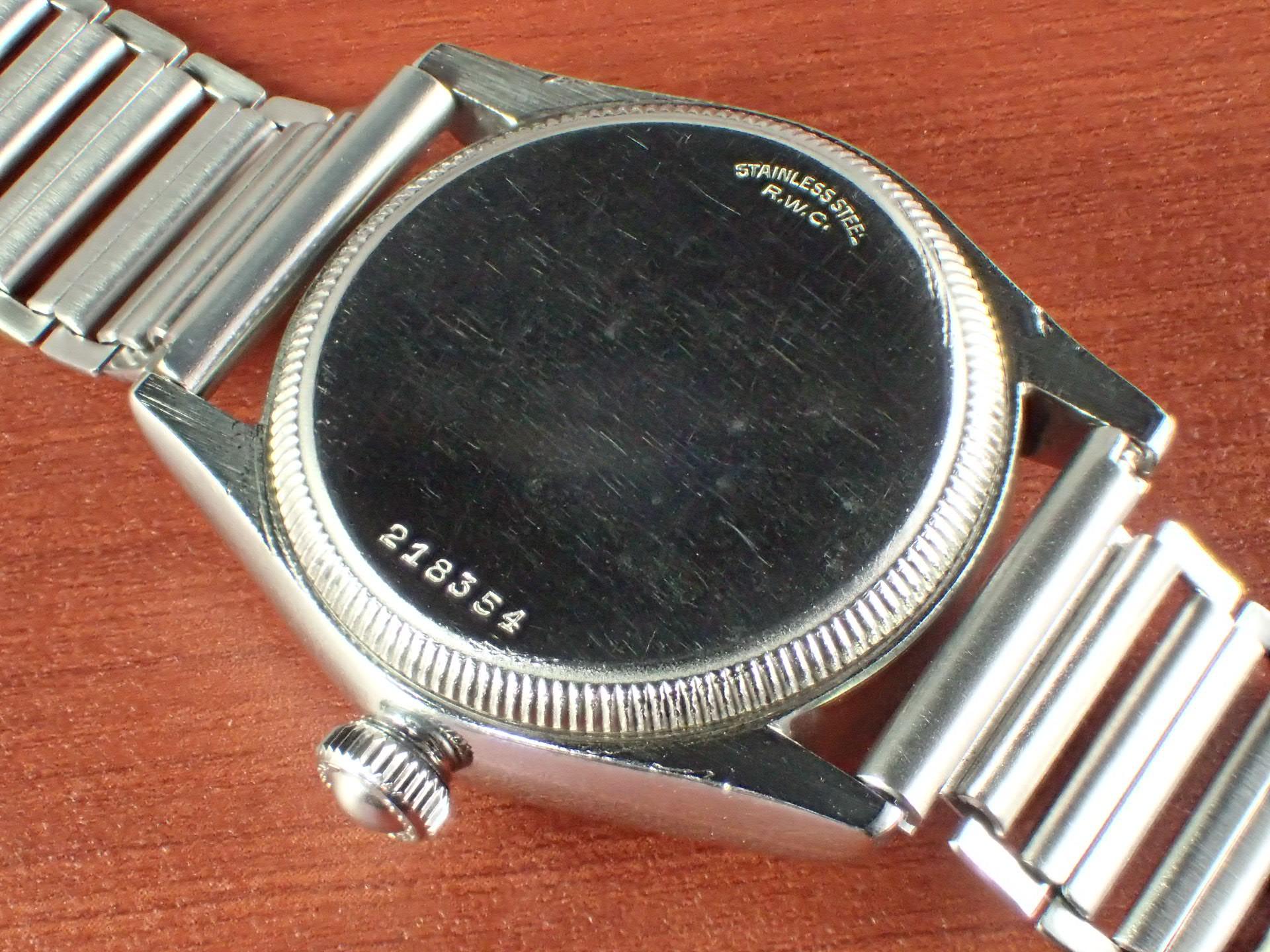 ロレックス オイスター ローヤライト 2トーンダイアル Ref.2280 1940年代の写真4枚目