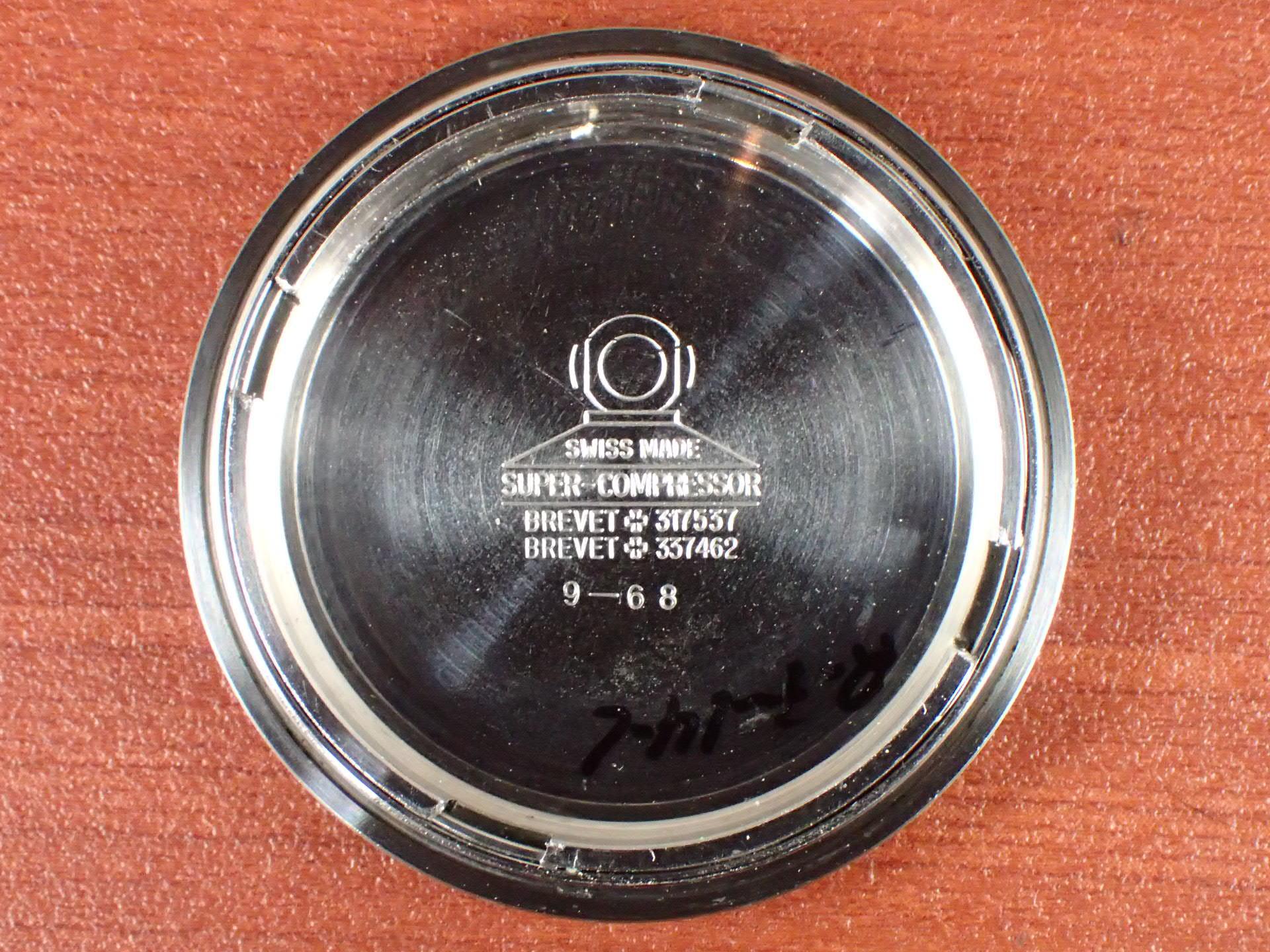 リシャール アクアマックス スーパーコンプレッサー ダイバーズ 1960年代の写真6枚目