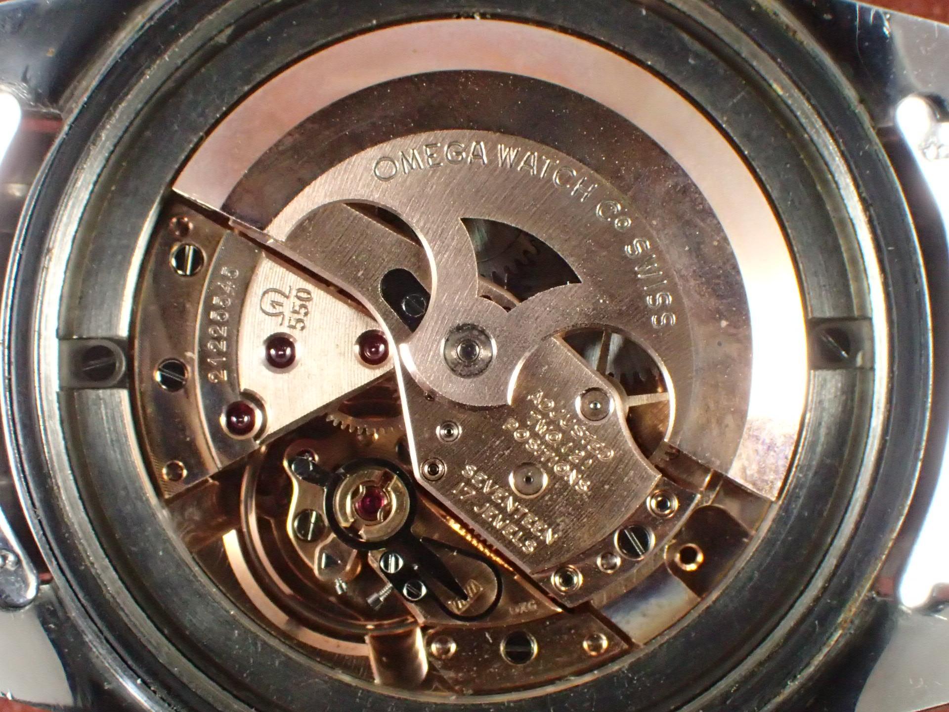 オメガ シーマスター300 セカンドモデル Ref.165.014-63 1960年代の写真5枚目