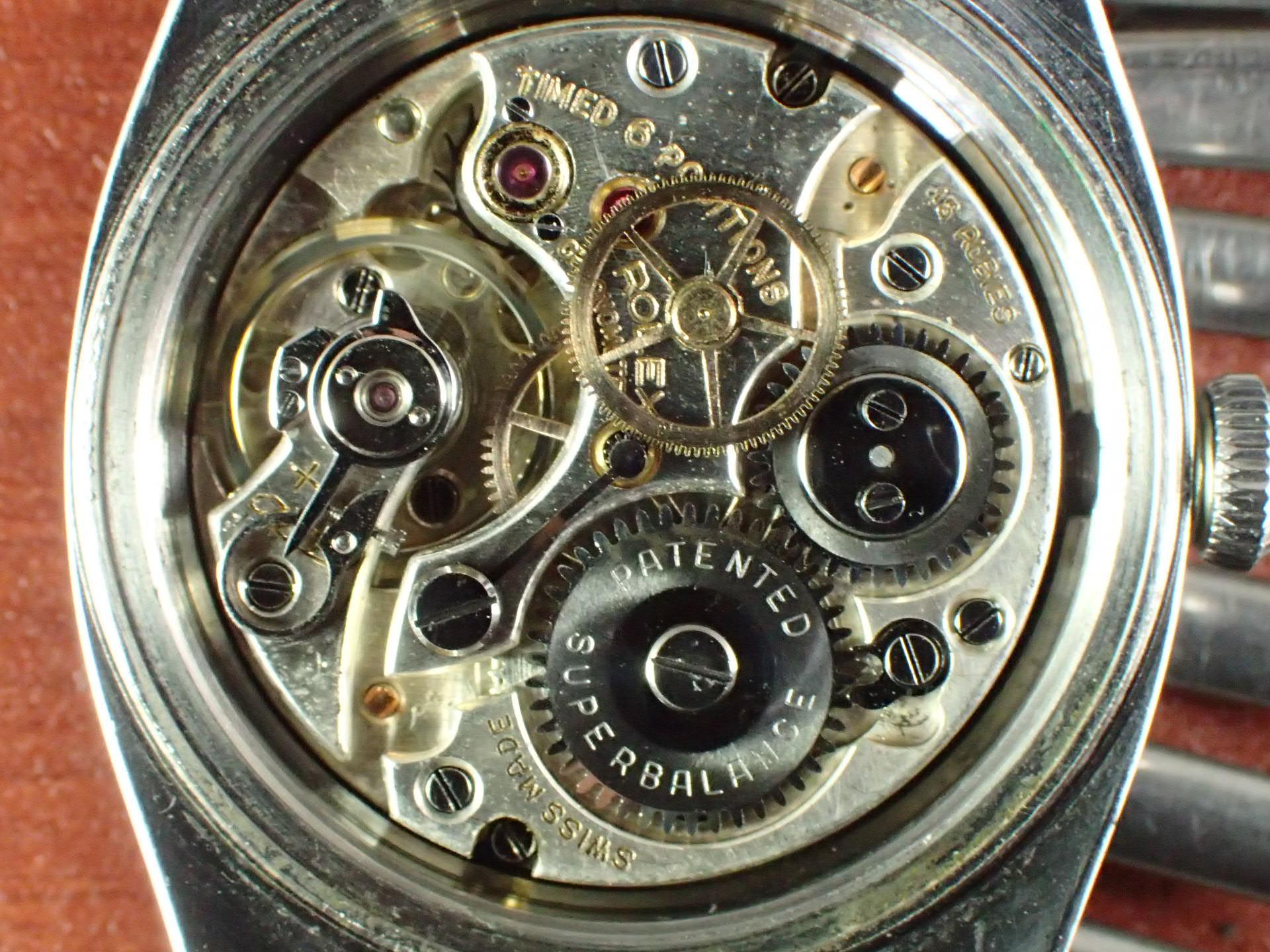 ロレックス オイスター クロノメーター Ref.3139 アーミーケース 1940年代の写真5枚目