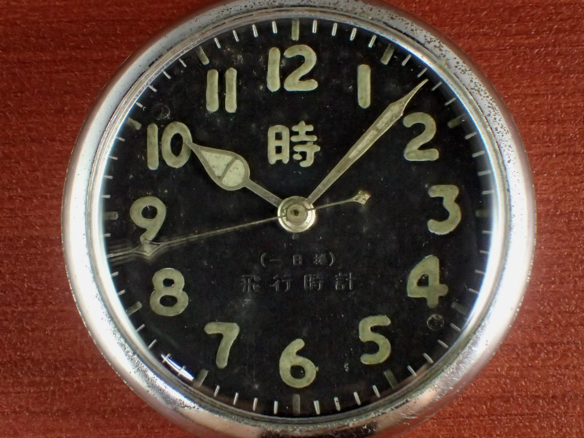 精工舎 ポケットウォッチ 旧日本軍 100式飛行時計 1940年代の写真2枚目