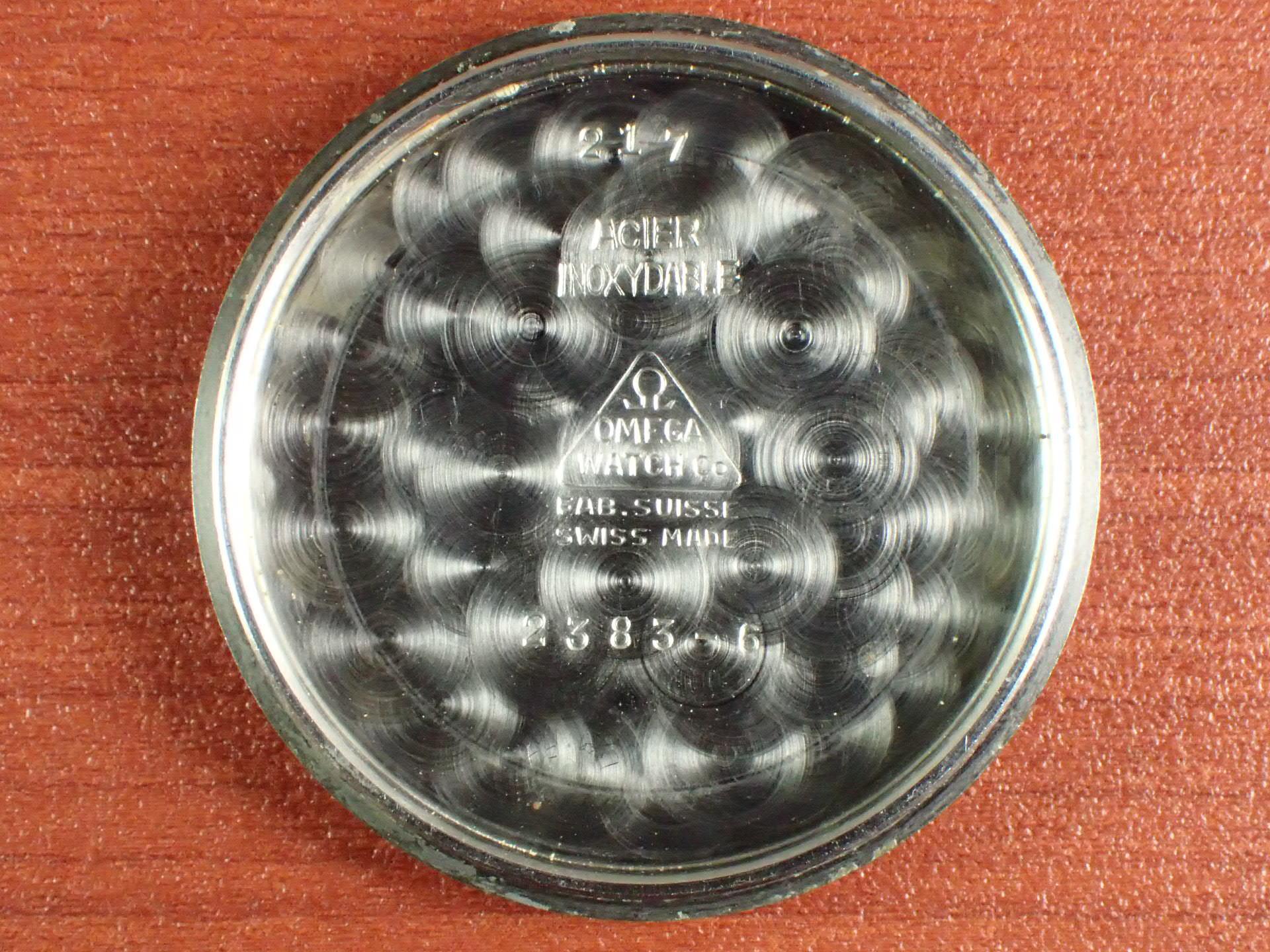 オメガ 30mmキャリバー ブルズアイ Ref.2383-6 1940年代の写真6枚目