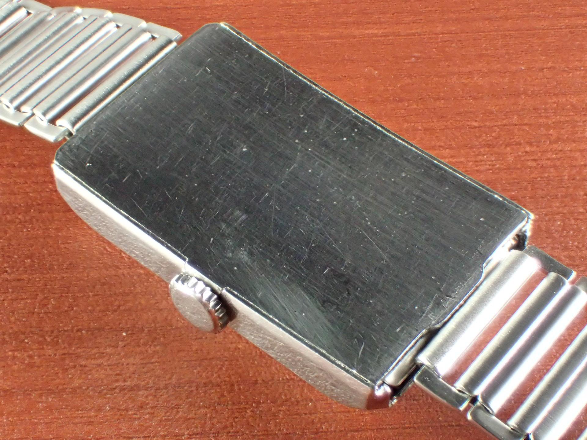 オメガ アールデコ レクタンギュラー Ref.CK689 1930年代の写真4枚目