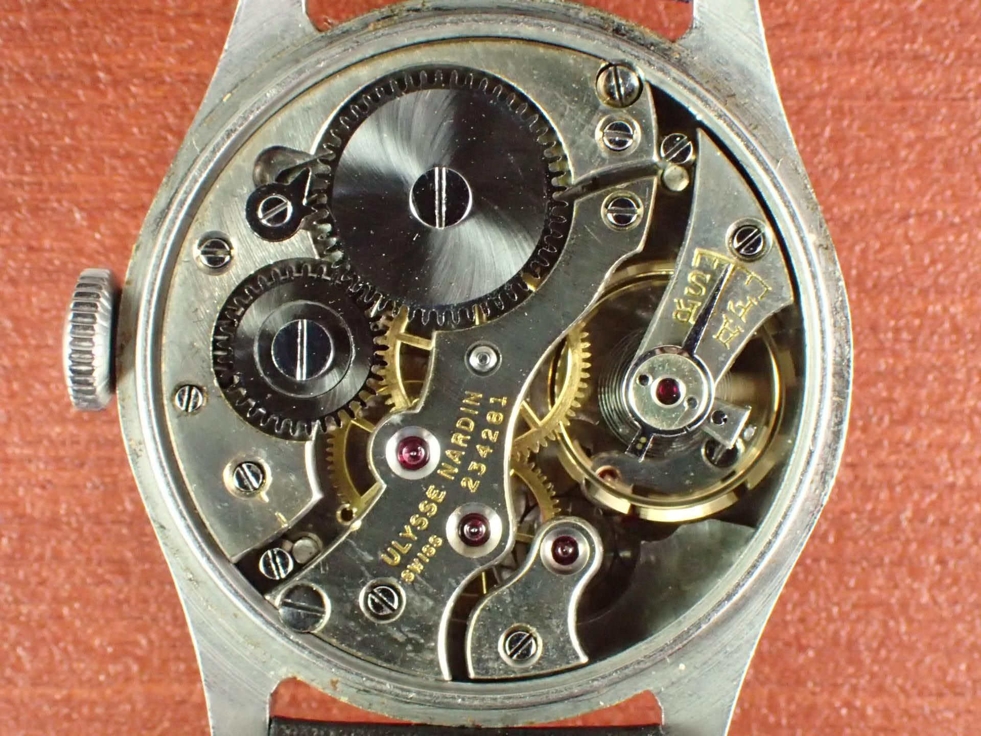 ユリスナルダン カラトラバケース ローマンインデックス 1940年代の写真5枚目