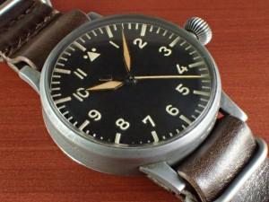 ラコ ドイツ空軍 Bウォッチ タイプA 偵察機用時計 第二次世界大戦 1940年代