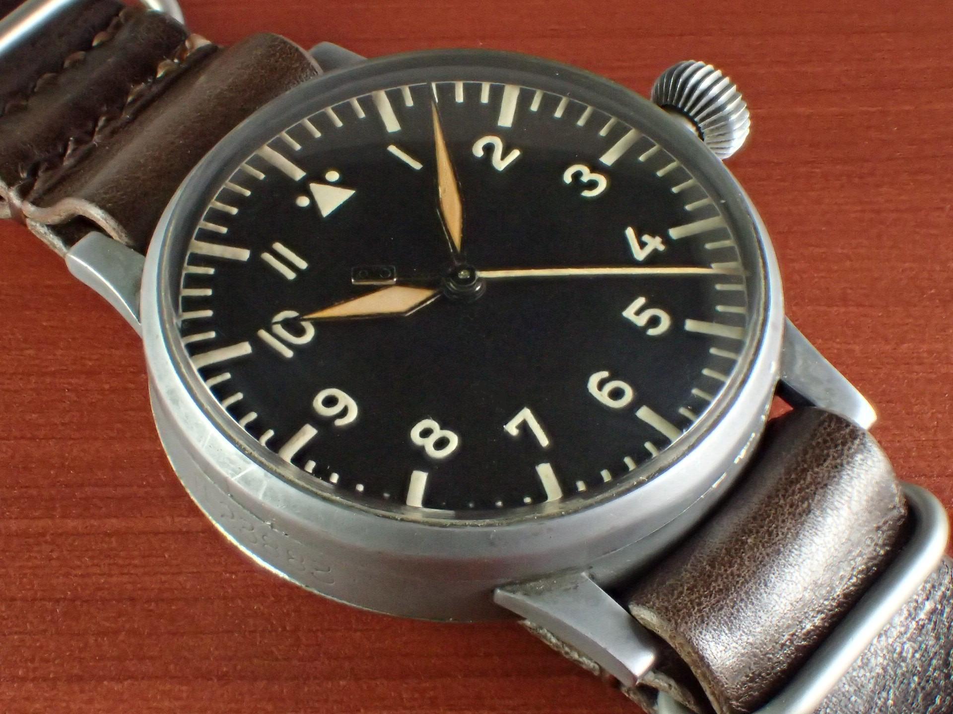 ラコ ドイツ空軍 Bウォッチ タイプA 偵察機用時計 第二次世界大戦 1940年代のメイン写真