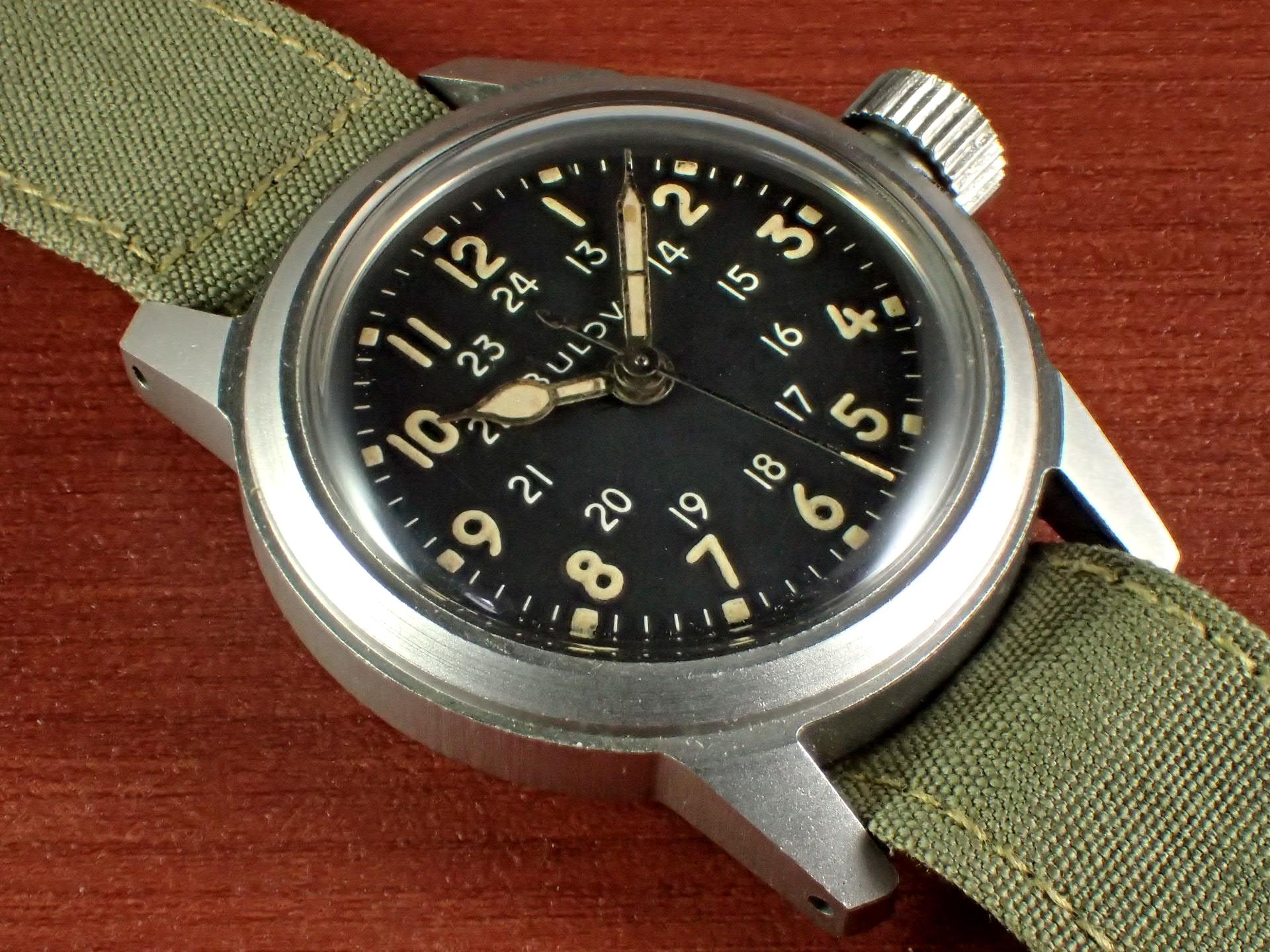 ブローバ アメリカ軍 MIL-W-3818A 1960年代のメイン写真