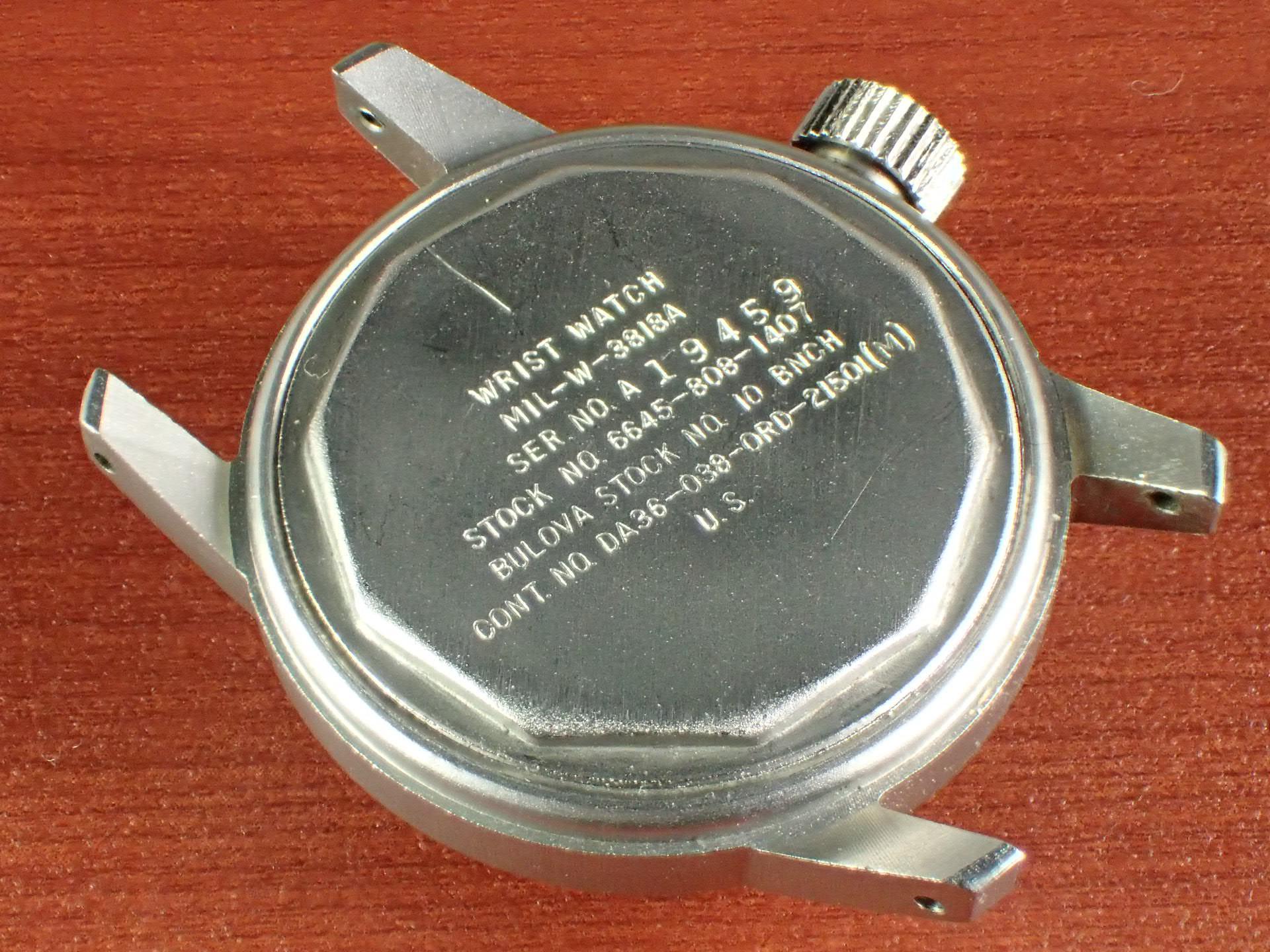 ブローバ アメリカ軍 MIL-W-3818A 1960年代の写真4枚目