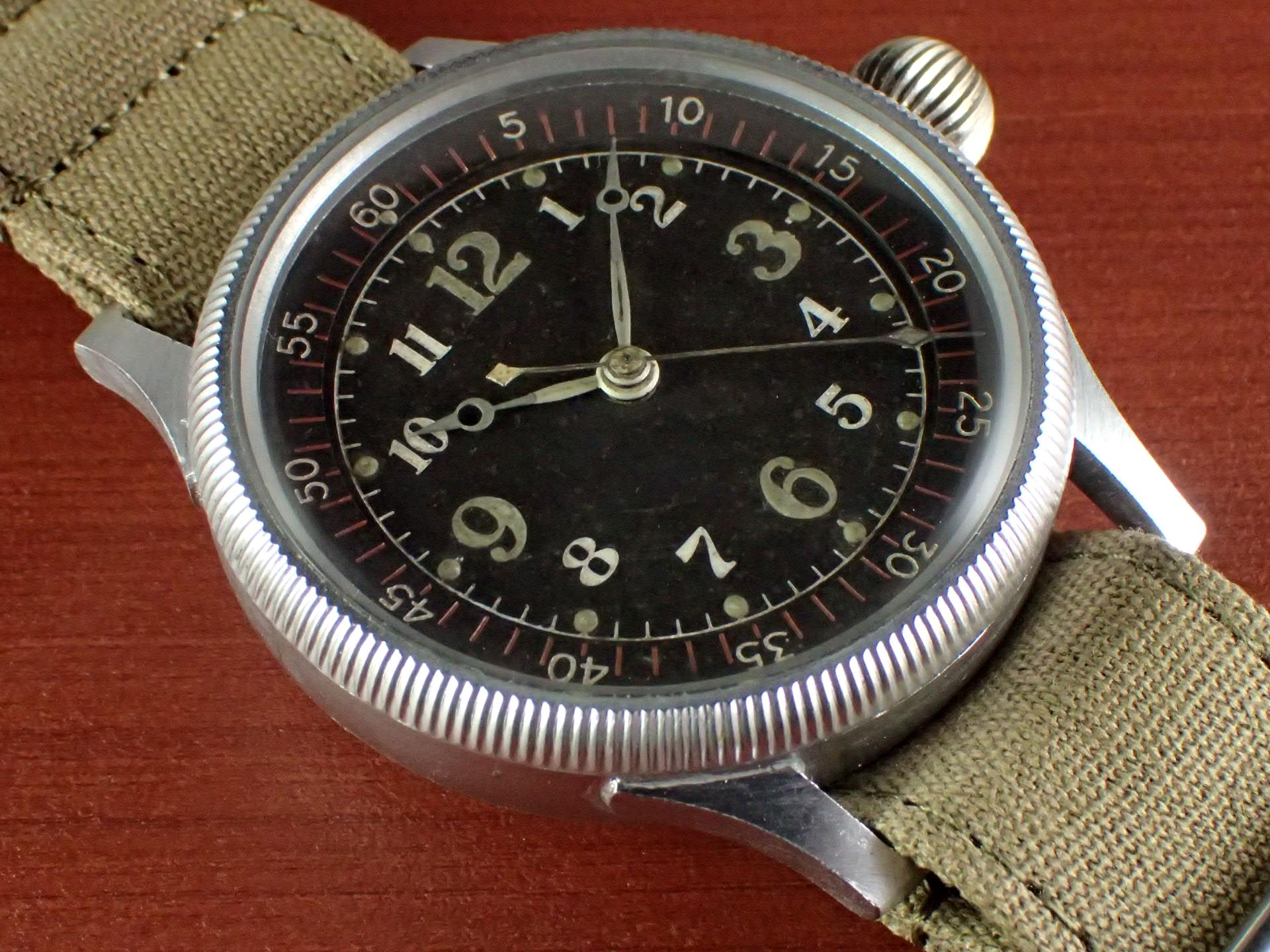 精工舎 旧日本海軍航空隊 天測時計 太平洋戦争 1940年代のメイン写真