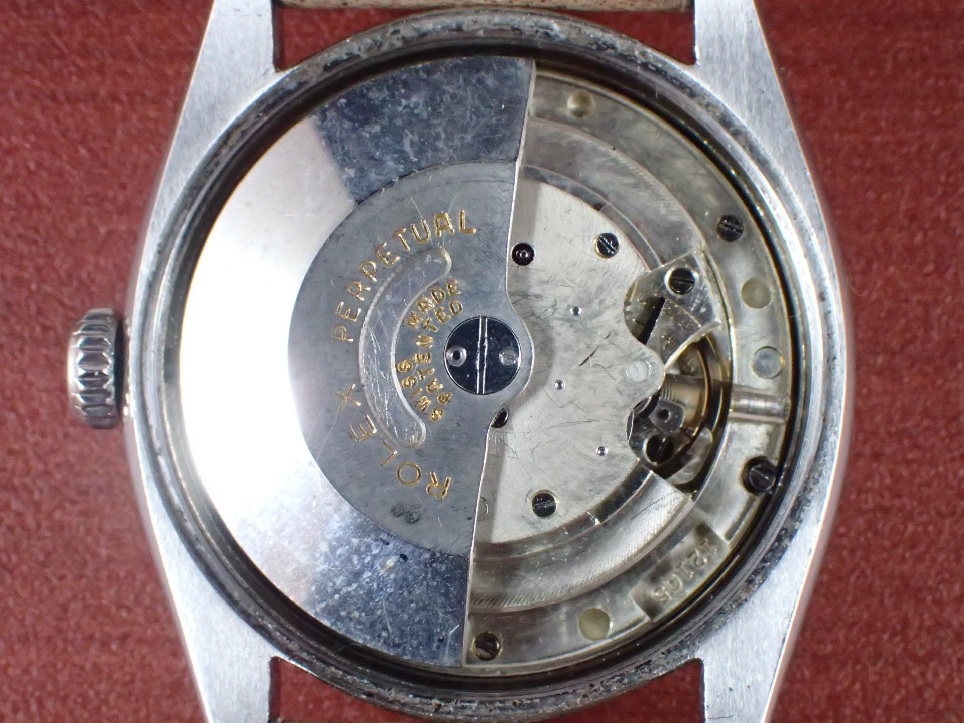 ロレックス ビッグバブルバック Ref.6098 プロペラハンド 1950年代の写真5枚目