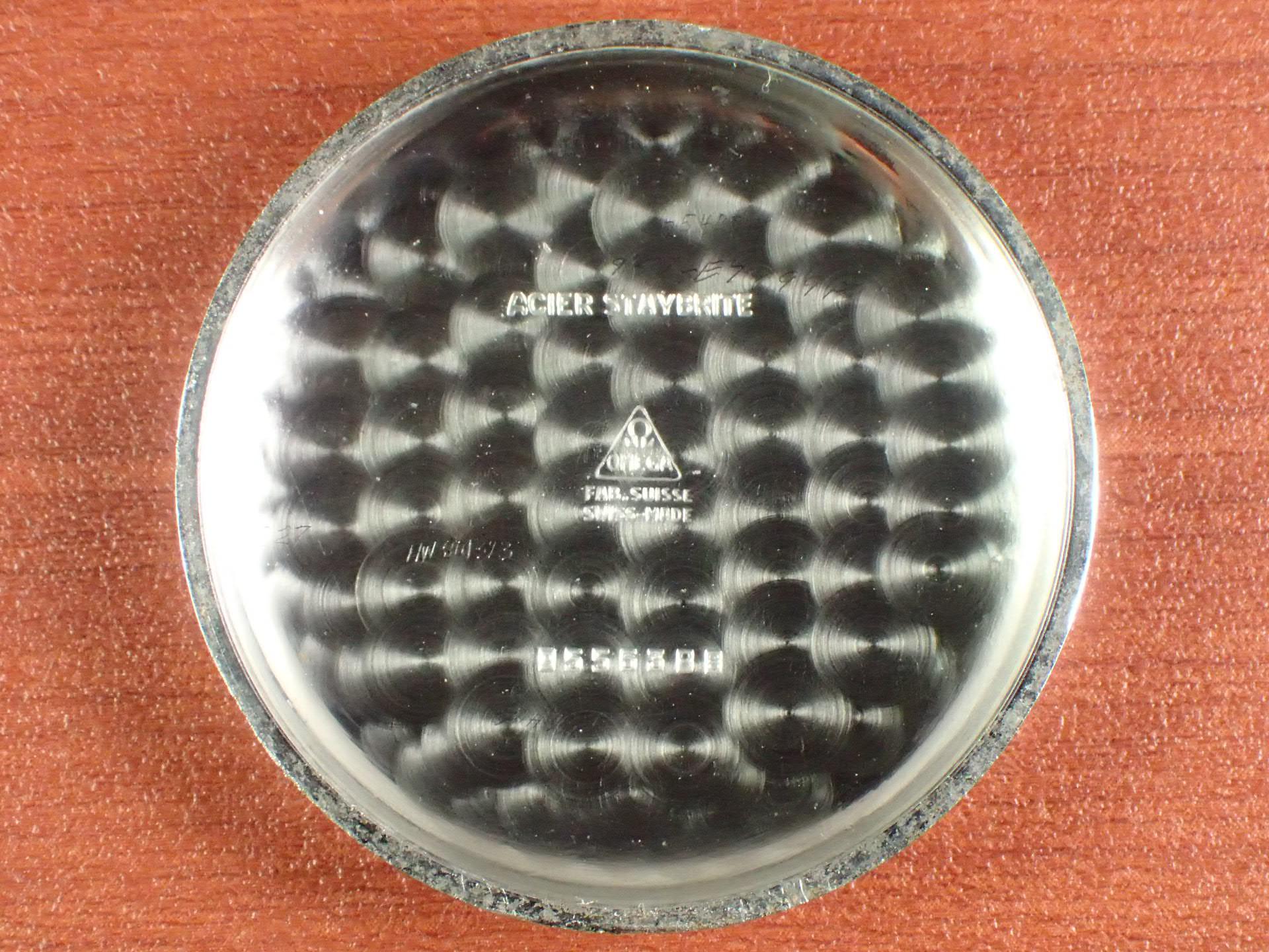 オメガ クロノグラフ Cal.33.3 CHRO T1 シリンダーケース 1940年代の写真6枚目