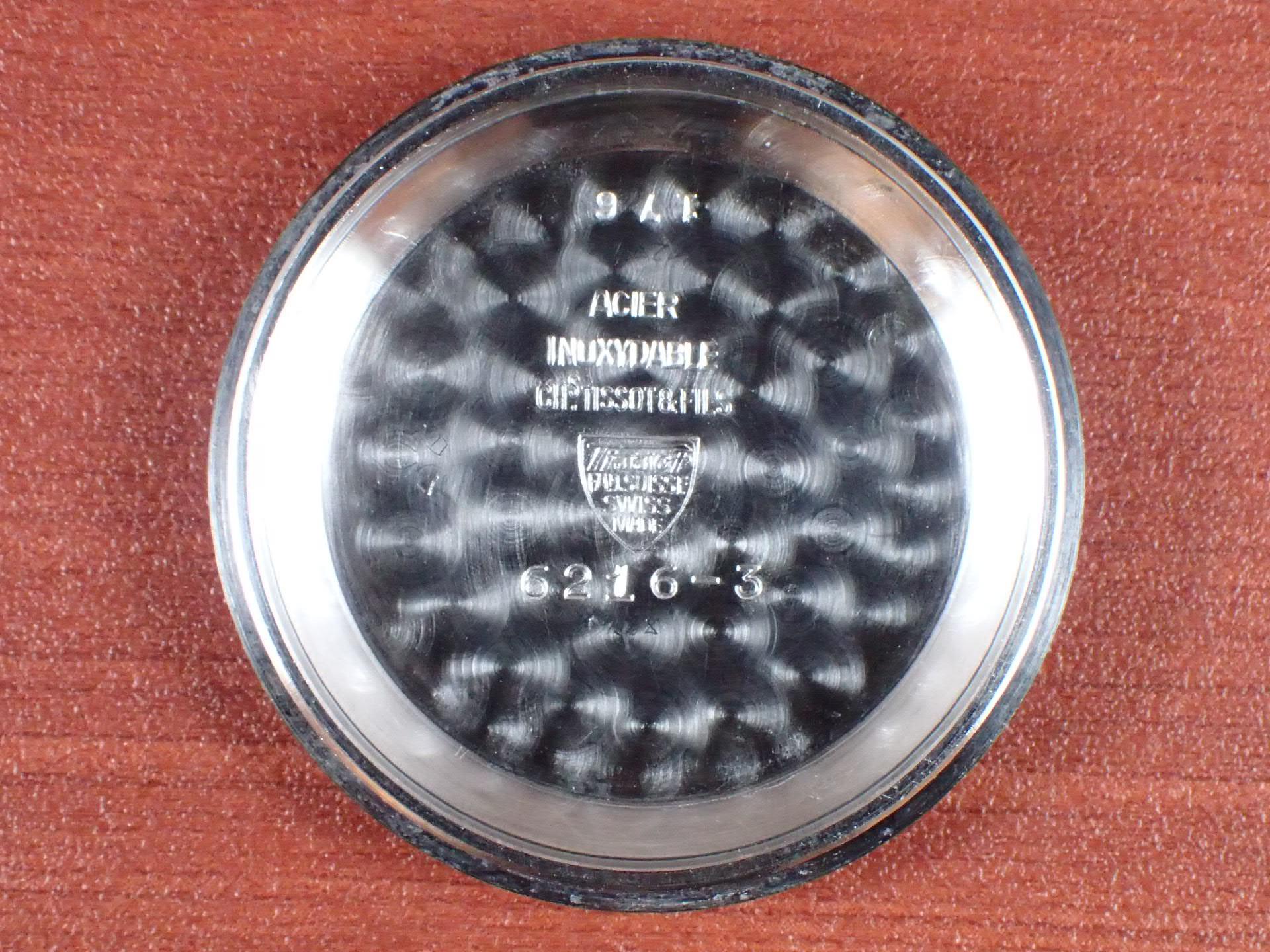ティソ クロノグラフ キャリバー27CHRO C12 グレーダイアル 1940年代の写真6枚目