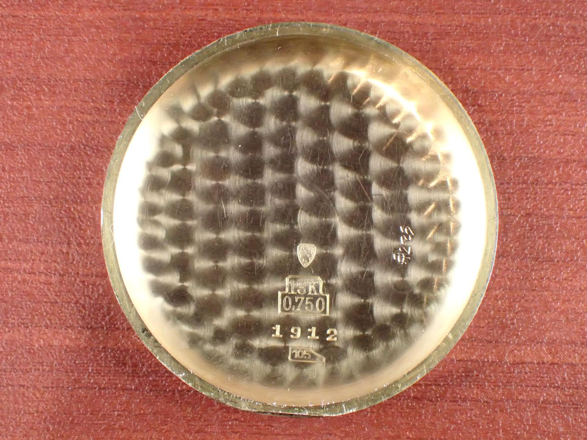 レマニア 18KPG クロノグラフ Cal.27CHRO 1940年代の写真6枚目